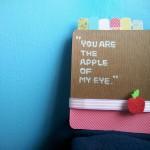 愛的頻果小書