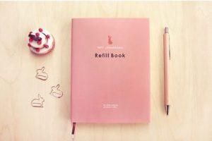 送日記本給本身有寫日記習慣的女孩,會比較適合