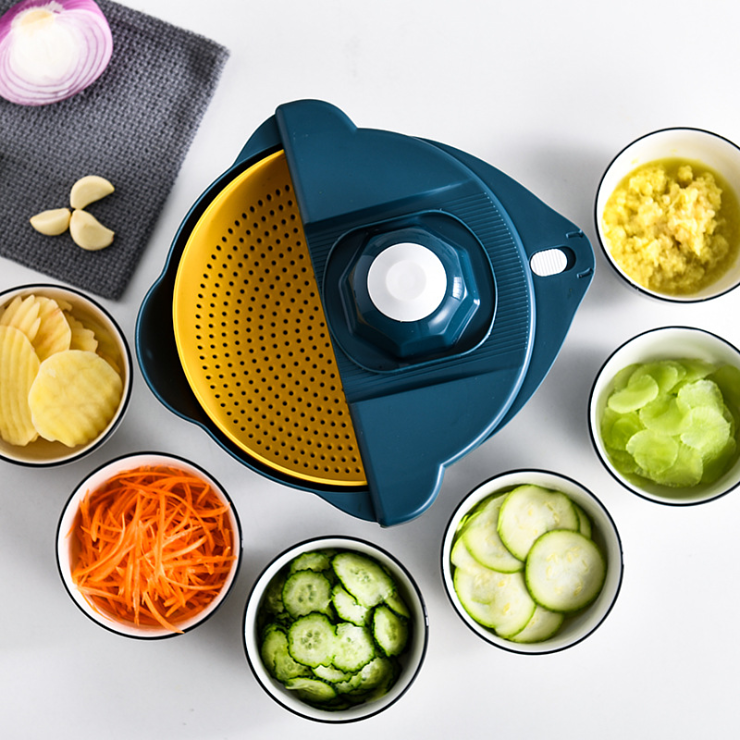 contrasting-color-multifunctional-vegetable-cutter